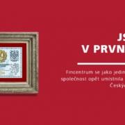 Fincentrum 100 nejlepších českých