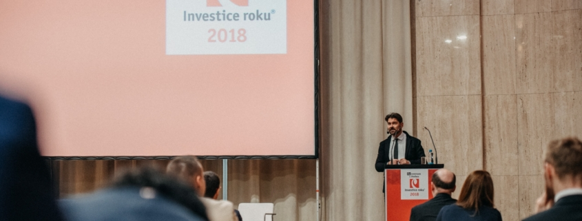 investice roku 2018